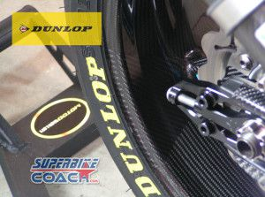 Dunlop Tires and Superbike-Coach Corp