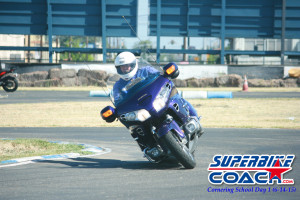 GoldWing exclusive course