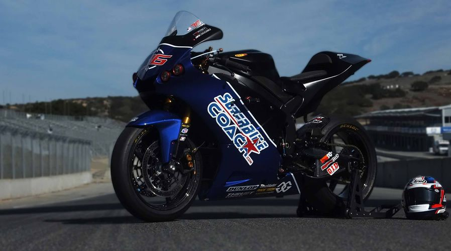 Superbike-Coach MotoGP Bike