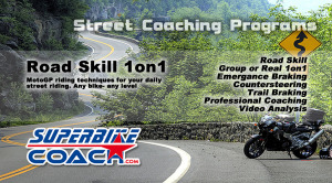 Superbike-Coach Road Skill 1on1 program