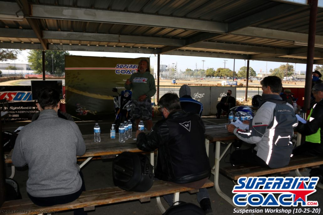 superbikecoach suspension workshop 2020 oct25 classroom Feature Pics 58