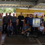 A&S Motorcycles pays lunch at Superbike-Coach class